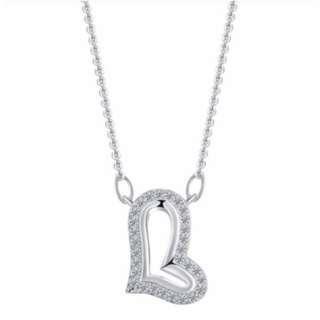Silver Kingdom Genuine 92.5% Italy Silver Necklace N025