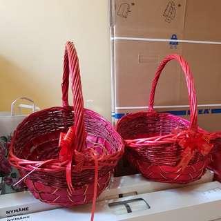 Guo Da Li Red Baskets