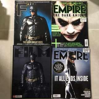 Batman - Dark Knight Magazines