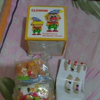 Clown Lego