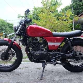 Motor Custom Classic 200cc