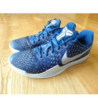 Nike kobe Mamba instinct EP XDR 藍蛇 練習 耐磨 團隊系列