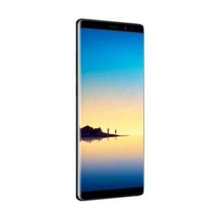 Samsung Galaxy Note 8 Black Resmi cicilan mudah