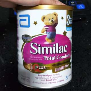BN Similac Total Comfort Stage 3 820g