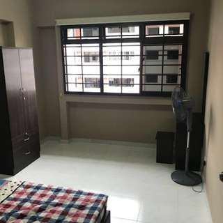 COMMON BEDROOM @ CCK CREA - 7MINS WALK TO YEW TEE MRT