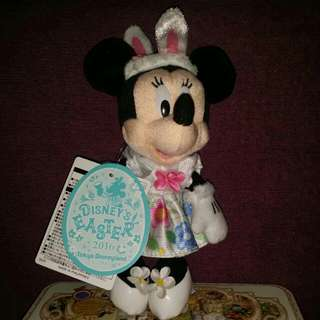 Disney Minnie Mouse Bunny Attire Easter