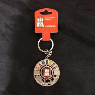 🚚 德國漢堡 鑰匙圈