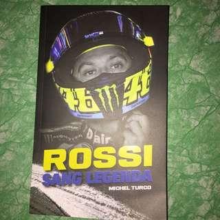 Rossi Sang Lagenda Book