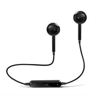 b243bd39fa6 S6 Wireless Sports Headphones Bluetooth 4.1 Headsets Sport Stereo  Cancelling Earphone For iPhone Samsung Android