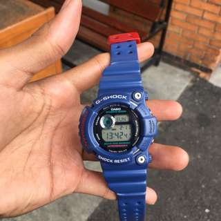 Wts jam tangan casio gshock frogman