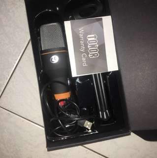BNIB OPENED TONOR GAMING MICROPHONE