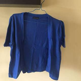 OUTER 1/2 SLEEVES BLUE