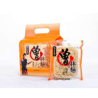 ⭐️現貨供應 ⭐️【曾拌麵】 胡蔴醬香 (一袋4包)