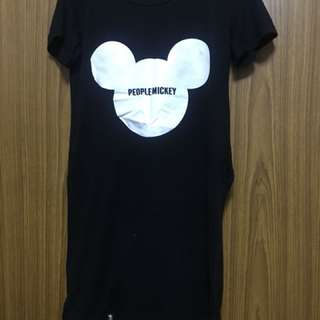 Mickey Mouse Long Shirt