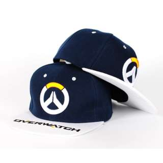 Overwatch Embroidered Blizzard Snapback Baseball Cap