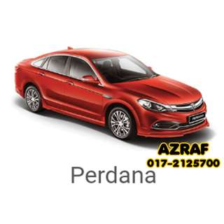Proton Perdana, February Discount Up To RM13,888 for 2017 cars.