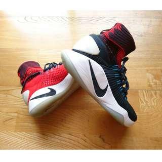 "Nike hyperdunk 2016 Flyknit ""Usa "" fk 美國隊 奧運 編織"