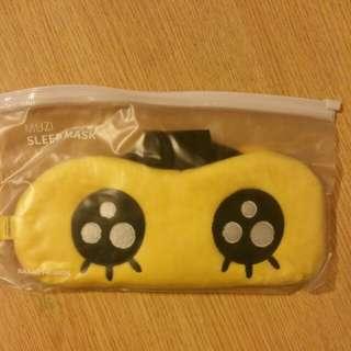 Kakao Friends MUZI eye sleeping mask