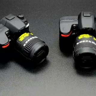 DSLR usb flash drive