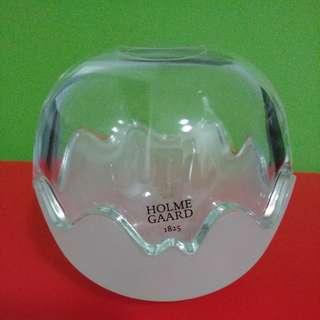 HOLME GAARD glass bowl