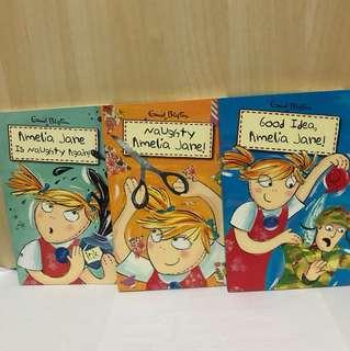 Enid Blyton - Amelia Jane series (3 books)