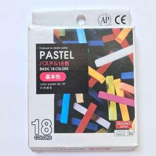 Hair chalk / chalk pastels