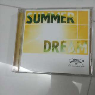 Summer Dream - Two wounded birds