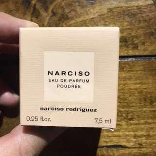 Narciso Rodriguez parfum poudree