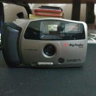 Analogue camera