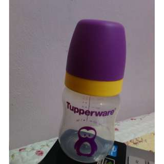 Baby bottle tupperware