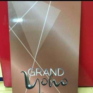 Grand yoho 住戶卡(每月580$)