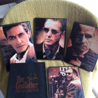 The Godfather DVD Collections