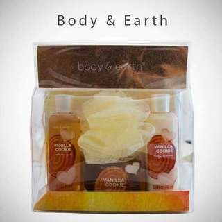 Body bath set