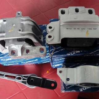 Vw Engine Mounting