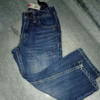 Authentic Levi's Skinny Jeans