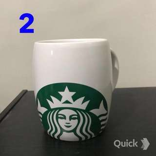 Starbucks Mug - 16oz Logo Mug