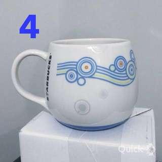 Starbucks Mug - 2014 Summer Wave Mug