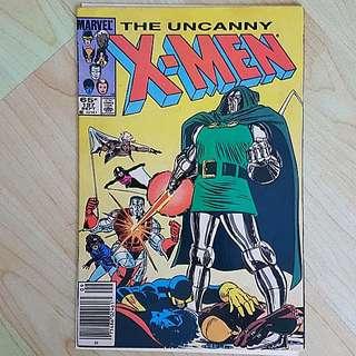 Marvel Comics Uncanny X-Men 197 Very Fine Condition