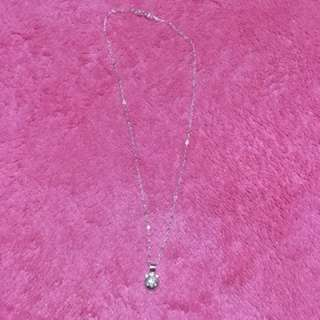 92.5 Silver Necklace