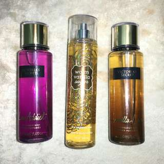 Victoria's Secret and Bath & Body Works