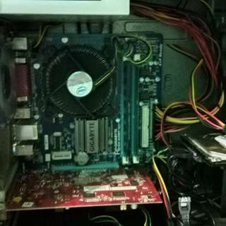 Di Jual CPU only dan keyboard mouse