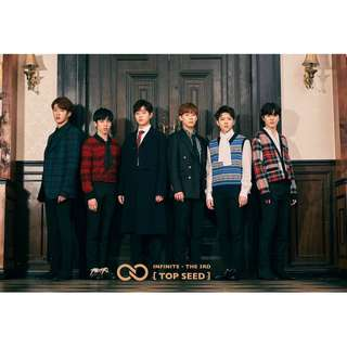 Infinite Top Seed Album #CNY88