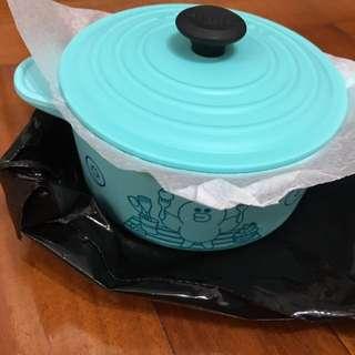 7-11 line Sally 圓形鍋