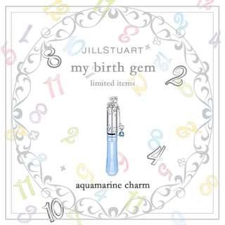 JILL STUART birth gem gloss (03 aquamarine charm)