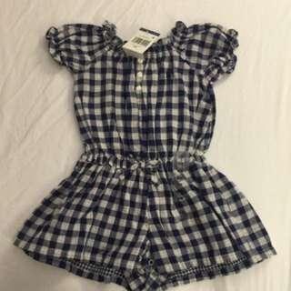 Ralph Lauren Infant Romper (Size 6M) from U.S