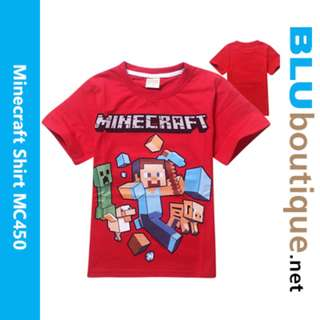 Minecraft T-shirt MC450