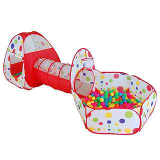 Kids/baby ball pit tent (without balls)