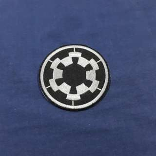 Empire logo - Star Wars Iron On Patch