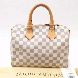 Lv Speedy 25 Authentic