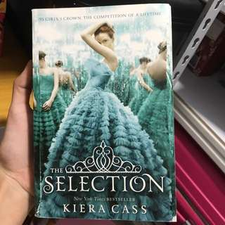 The selection (Kiera cass)